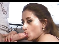 Indian MILF Sucking Dick