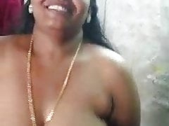 Kerala housewife performance..