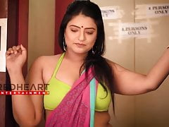Sneha Saree suitor Peppery..