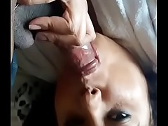 Indian desi blowjob