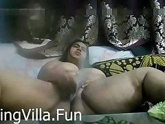 desi indian aunty hot solo..