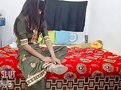 Horny desi stepsister got..