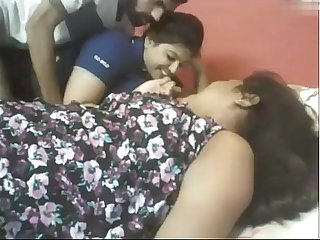 Indian Twosome Fat Girls..