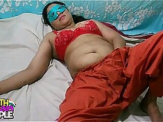 Swathi Indian Bhabhi In Red..