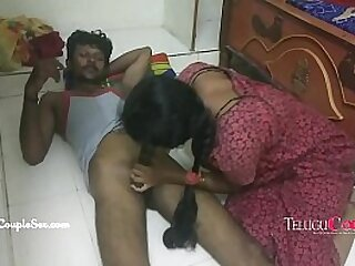 telugu couple romantic night..