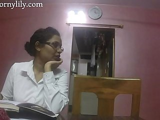 Indian Aunty Coition Horny..